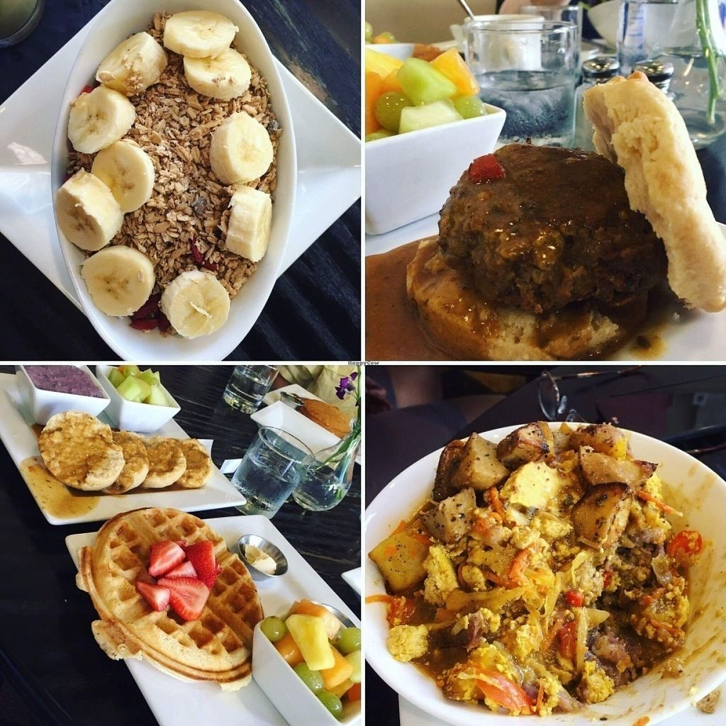 """Photo of Good Life Cafe  by <a href=""""/members/profile/VegArtist"""">VegArtist</a> <br/>Sunday brunch  <br/> July 31, 2016  - <a href='/contact/abuse/image/26543/163674'>Report</a>"""