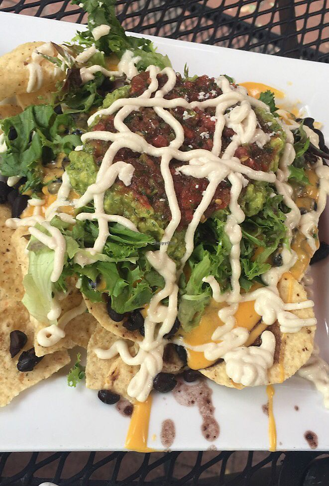 """Photo of Good Life Cafe  by <a href=""""/members/profile/Farmaroundthebend"""">Farmaroundthebend</a> <br/>nachos  <br/> August 28, 2017  - <a href='/contact/abuse/image/26543/298363'>Report</a>"""