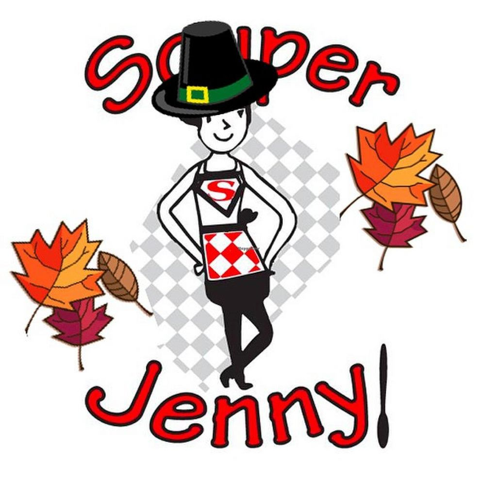 """Photo of Souper Jenny  by <a href=""""/members/profile/community"""">community</a> <br/>Logo <br/> March 9, 2015  - <a href='/contact/abuse/image/26549/95291'>Report</a>"""