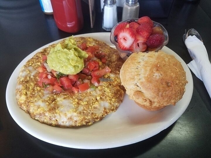 "Photo of Millie's Cafe  by <a href=""/members/profile/kenvegan"">kenvegan</a> <br/>Angel's Mess <br/> August 30, 2016  - <a href='/contact/abuse/image/26623/172435'>Report</a>"