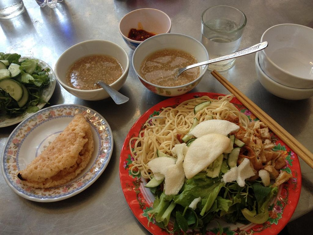 """Photo of Tam Thien  by <a href=""""/members/profile/jojoinbrighton"""">jojoinbrighton</a> <br/>Yum! <br/> April 13, 2015  - <a href='/contact/abuse/image/26637/98866'>Report</a>"""