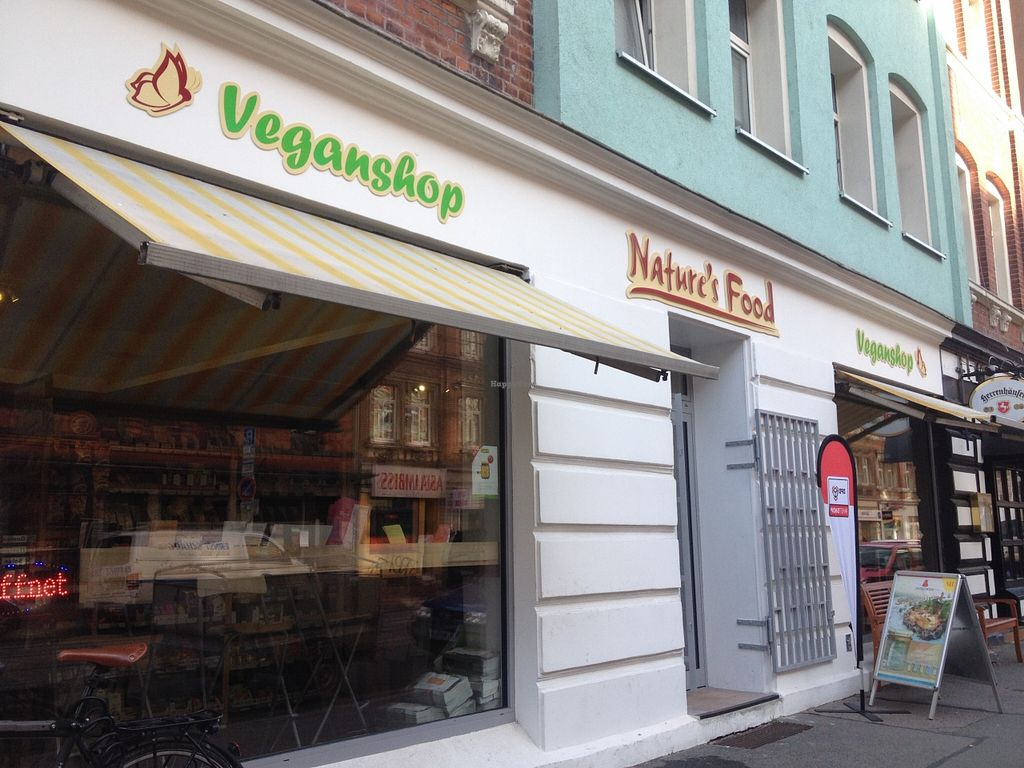 "Photo of Nature's Food Veganshop  by <a href=""/members/profile/Valises%20Gourmandises"">Valises Gourmandises</a> <br/>New location for Nature's Food Naturkost, across the street from their former store <br/> November 3, 2015  - <a href='/contact/abuse/image/26657/123695'>Report</a>"