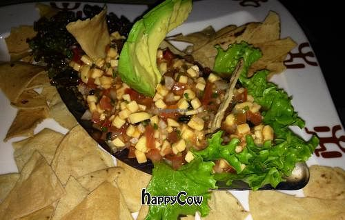 """Photo of Restaurante El Ameyal  by <a href=""""/members/profile/Ajolote"""">Ajolote</a> <br/>Plantain ceviche <br/> January 4, 2013  - <a href='/contact/abuse/image/26662/42311'>Report</a>"""