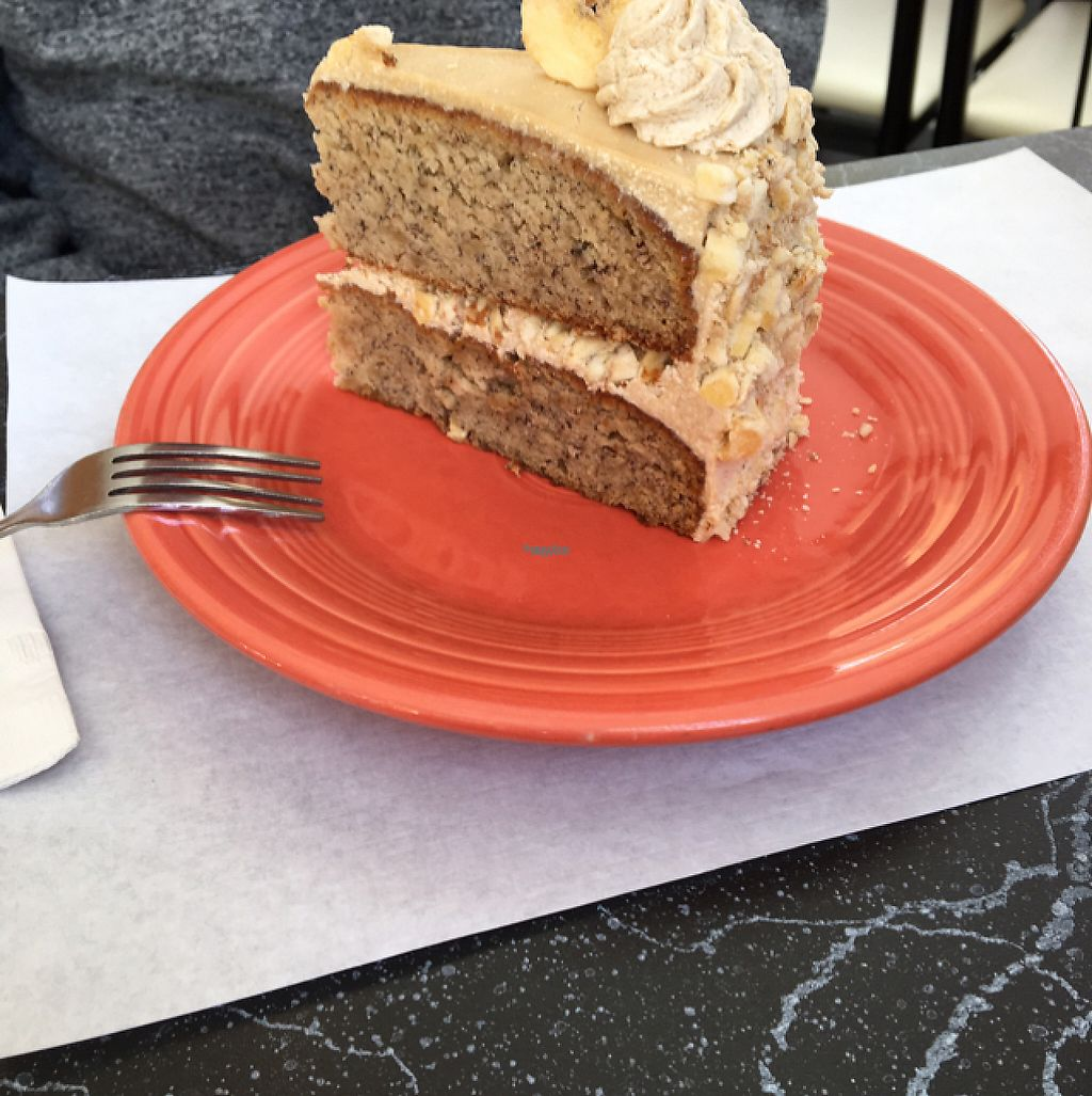 """Photo of The Cheeze Factory Restaurant  by <a href=""""/members/profile/Mpveg"""">Mpveg</a> <br/>house made banana crunch cake <br/> February 3, 2017  - <a href='/contact/abuse/image/2667/221731'>Report</a>"""