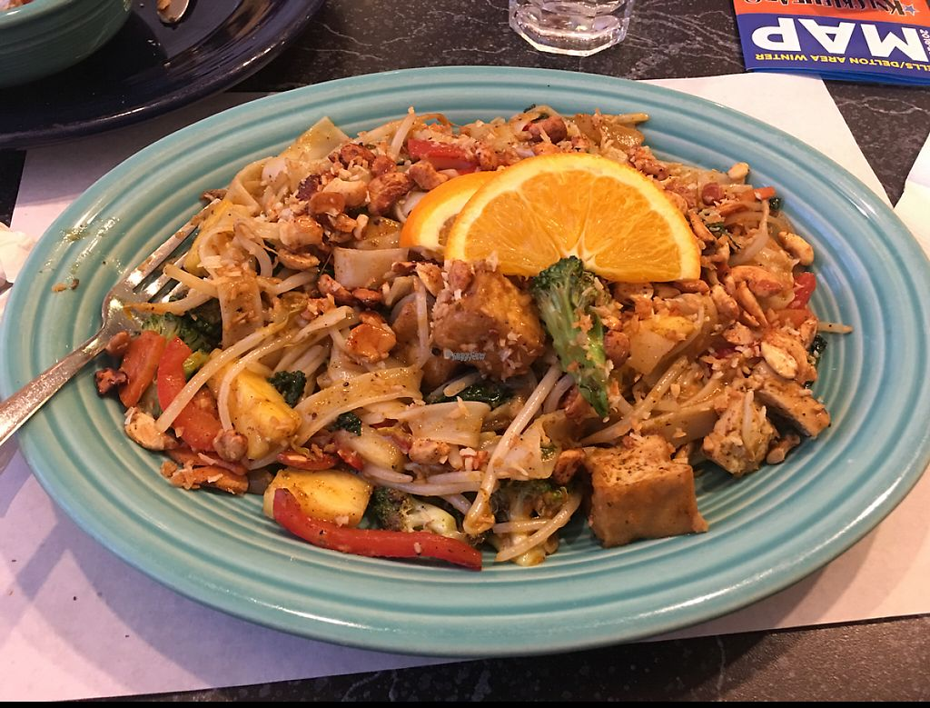 """Photo of The Cheeze Factory Restaurant  by <a href=""""/members/profile/Julie%26Ivan"""">Julie&Ivan</a> <br/>Asian Medley. absolutely delicious! <br/> February 26, 2017  - <a href='/contact/abuse/image/2667/230486'>Report</a>"""
