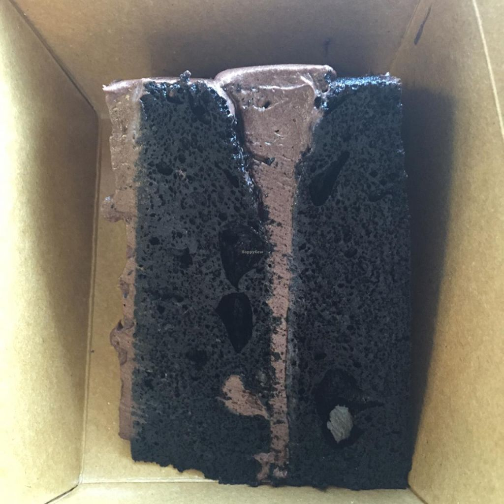 """Photo of Flying Apron Bakery  by <a href=""""/members/profile/Mrs_Rowe"""">Mrs_Rowe</a> <br/>Chocolate mint cake <br/> July 14, 2015  - <a href='/contact/abuse/image/26683/109347'>Report</a>"""