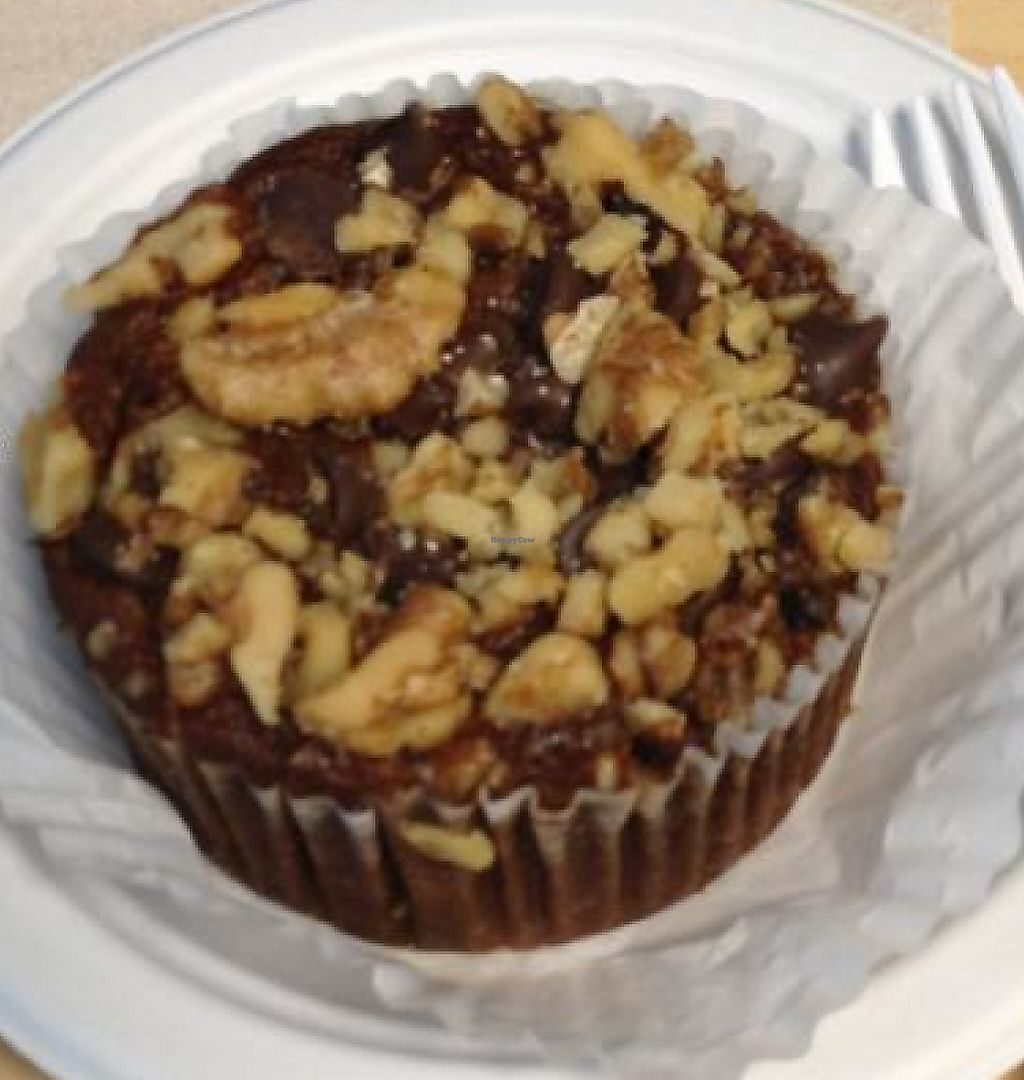 """Photo of Flying Apron Bakery  by <a href=""""/members/profile/thefabster"""">thefabster</a> <br/>Banana nut muffin <br/> March 21, 2013  - <a href='/contact/abuse/image/26683/233067'>Report</a>"""