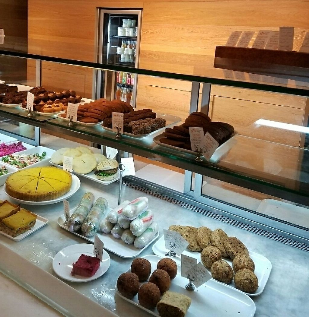 """Photo of Iku Wholefoods Kitchen - Westfield Plaza  by <a href=""""/members/profile/EverydayTastiness"""">EverydayTastiness</a> <br/>shop <br/> December 30, 2016  - <a href='/contact/abuse/image/26685/251691'>Report</a>"""