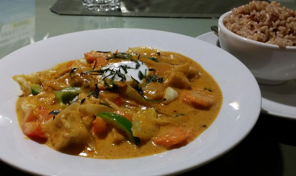"""Photo of Wedgwood II  by <a href=""""/members/profile/The%20Hungry%20Vegan"""">The Hungry Vegan</a> <br/>Panang Curry <br/> December 21, 2014  - <a href='/contact/abuse/image/26731/88452'>Report</a>"""