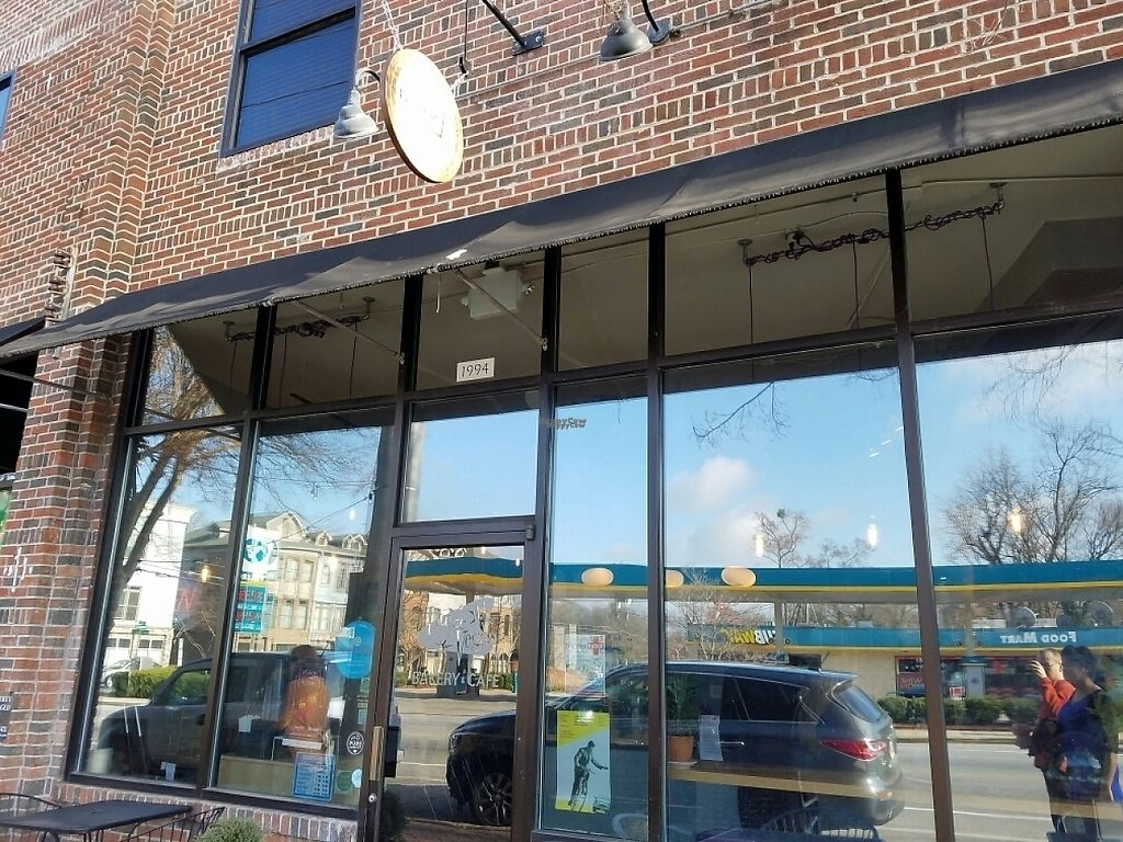 """Photo of Dulce Vegan Bakery and Cafe  by <a href=""""/members/profile/EverydayTastiness"""">EverydayTastiness</a> <br/>outside <br/> February 19, 2017  - <a href='/contact/abuse/image/26735/228223'>Report</a>"""