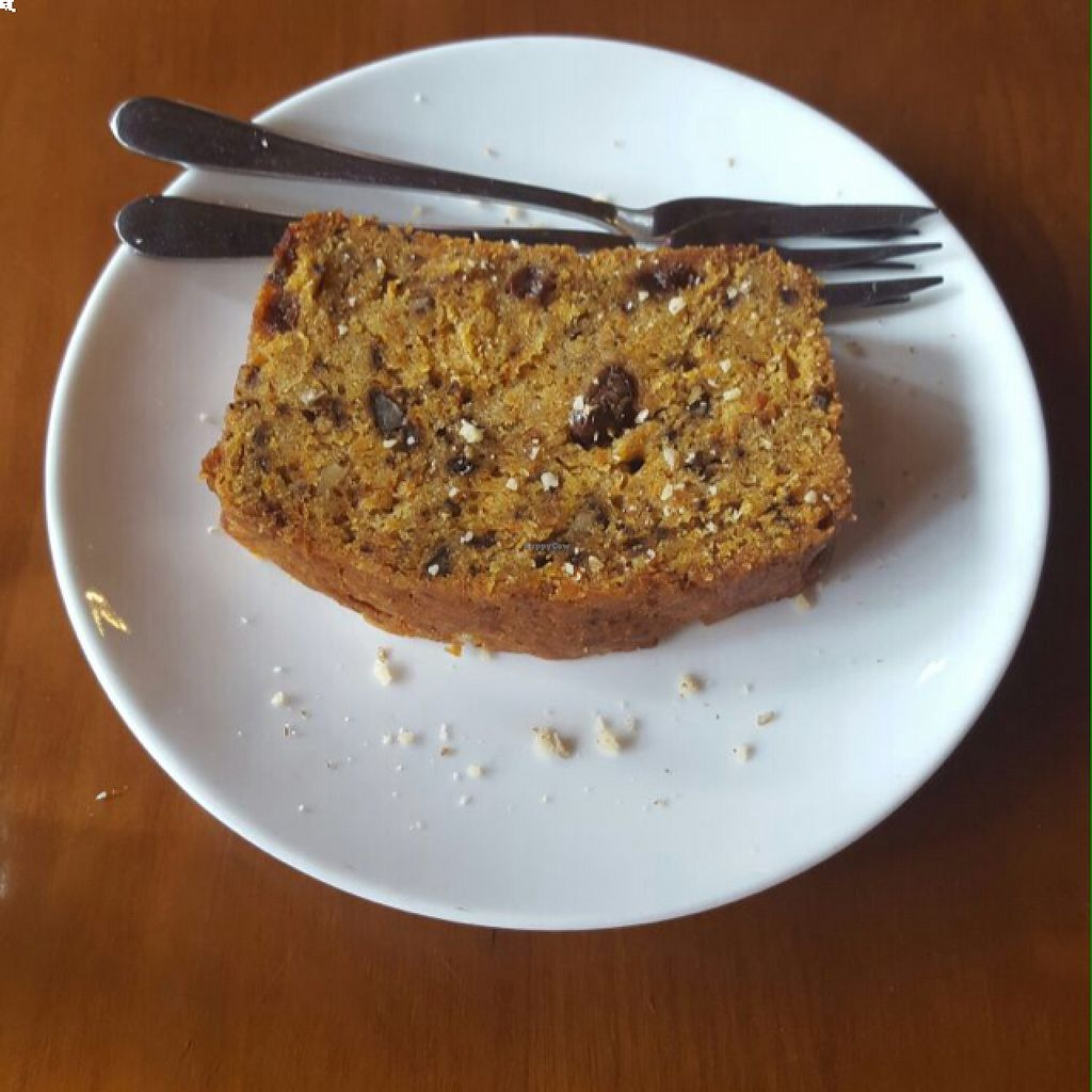 """Photo of CLOSED: The Veggie Table  by <a href=""""/members/profile/lunapavo"""">lunapavo</a> <br/>carrot cake <br/> August 22, 2015  - <a href='/contact/abuse/image/26742/114696'>Report</a>"""