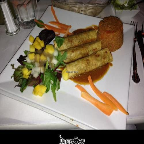 """Photo of El Nuevo Mexicano  by <a href=""""/members/profile/SynthVegan"""">SynthVegan</a> <br/>vegan flautas <br/> March 1, 2013  - <a href='/contact/abuse/image/26760/44906'>Report</a>"""