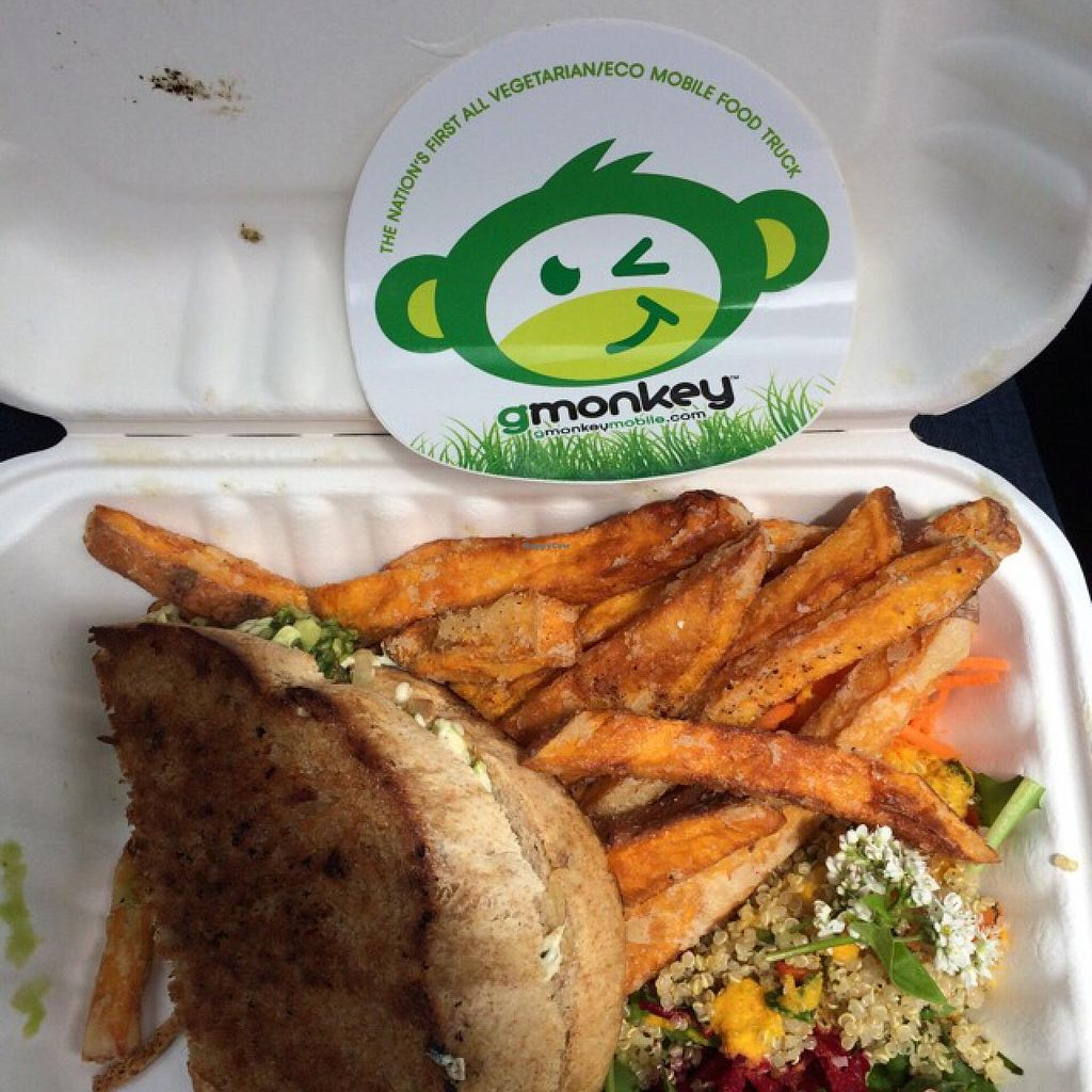 """Photo of G Monkey Mobile Food Truck  by <a href=""""/members/profile/Krach"""">Krach</a> <br/>grilled deliciousness!   <br/> June 17, 2015  - <a href='/contact/abuse/image/26764/106270'>Report</a>"""