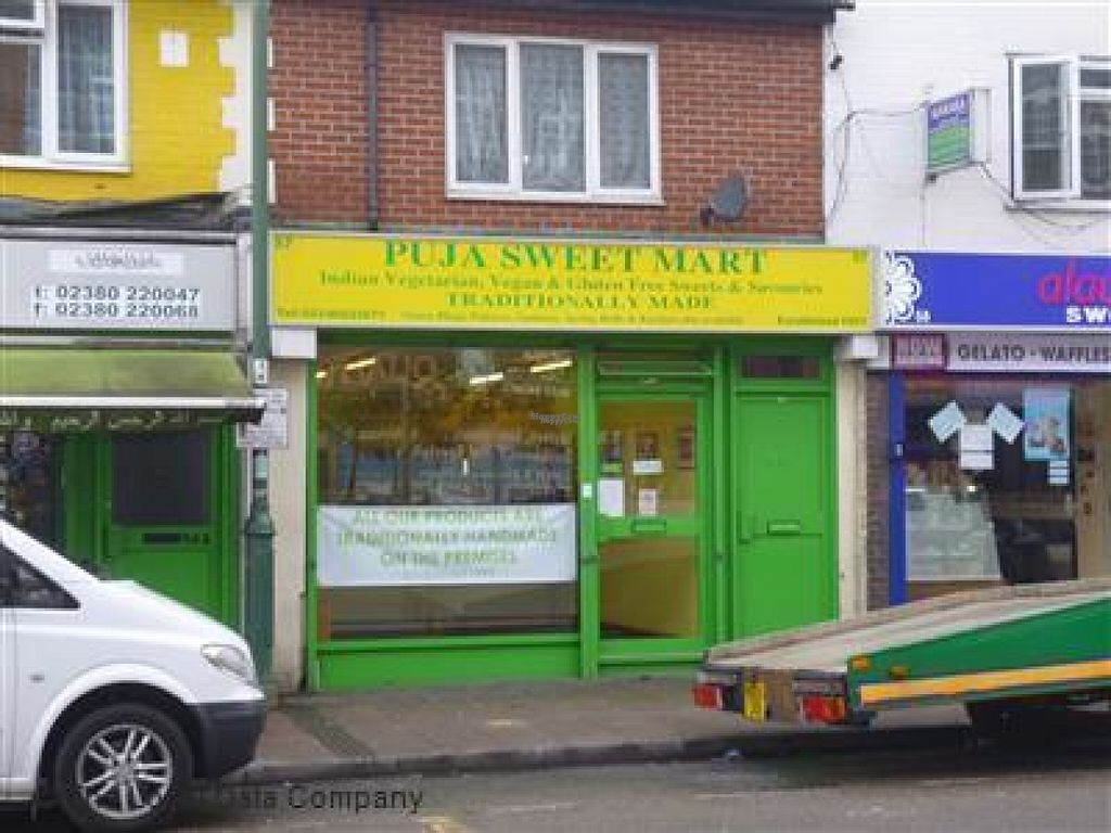 """Photo of Puja Sweet Mart  by <a href=""""/members/profile/Meaks"""">Meaks</a> <br/>Puja Sweet Mart <br/> August 8, 2016  - <a href='/contact/abuse/image/26772/166911'>Report</a>"""