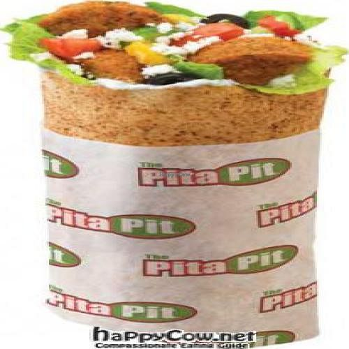 """Photo of Pita Pit - Regent Ave  by <a href=""""/members/profile/umgentes"""">umgentes</a> <br/>Falafel Pita <br/> November 9, 2011  - <a href='/contact/abuse/image/26775/11866'>Report</a>"""