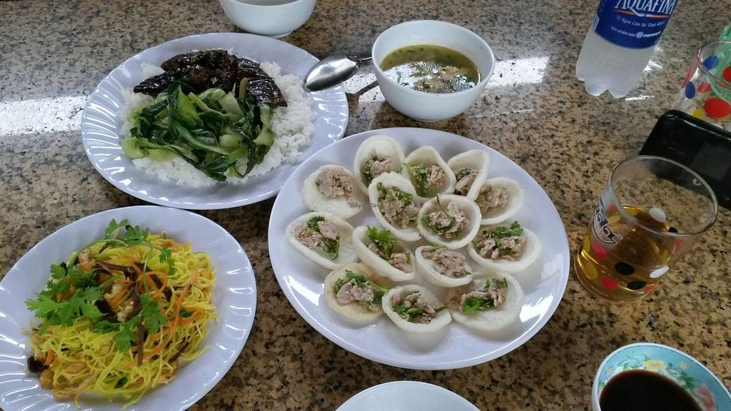 """Photo of Tinh Tam - Minh mang  by <a href=""""/members/profile/VeganJazzman"""">VeganJazzman</a> <br/>food <br/> March 2, 2014  - <a href='/contact/abuse/image/26796/65179'>Report</a>"""