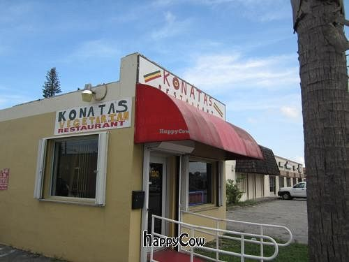 """Photo of Konata's Restaurant  by <a href=""""/members/profile/Julie%20R"""">Julie R</a> <br/>The outside.  A small, stand-alone building <br/> August 14, 2012  - <a href='/contact/abuse/image/26798/36055'>Report</a>"""