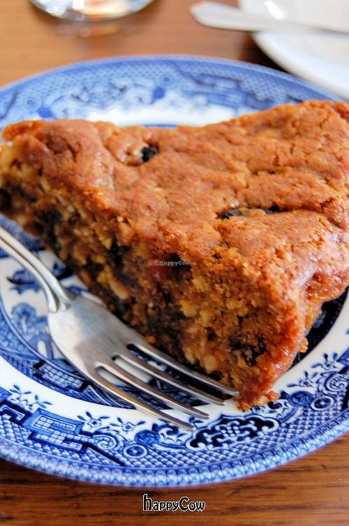 """Photo of CLOSED: Caffe Orientale Tearoom  by <a href=""""/members/profile/hokusai77"""">hokusai77</a> <br/>Vegan fruit cake.  <br/> May 18, 2013  - <a href='/contact/abuse/image/26805/48327'>Report</a>"""