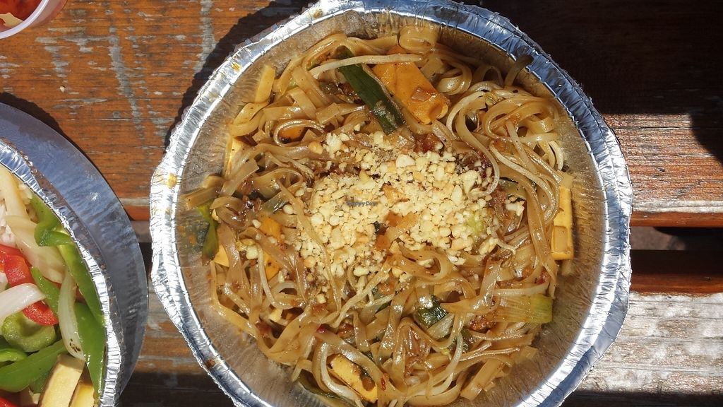 """Photo of Sabhai  by <a href=""""/members/profile/Aloo"""">Aloo</a> <br/>Takeaway pad thai - vegan  <br/> July 25, 2016  - <a href='/contact/abuse/image/26820/162133'>Report</a>"""