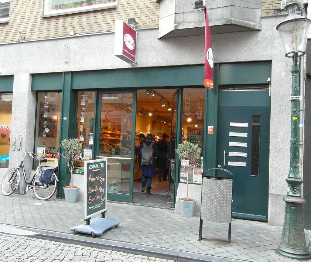 """Photo of Estafette Organic Grocery  by <a href=""""/members/profile/Pamina"""">Pamina</a> <br/>Estafette - Maastricht <br/> November 2, 2014  - <a href='/contact/abuse/image/26866/84375'>Report</a>"""