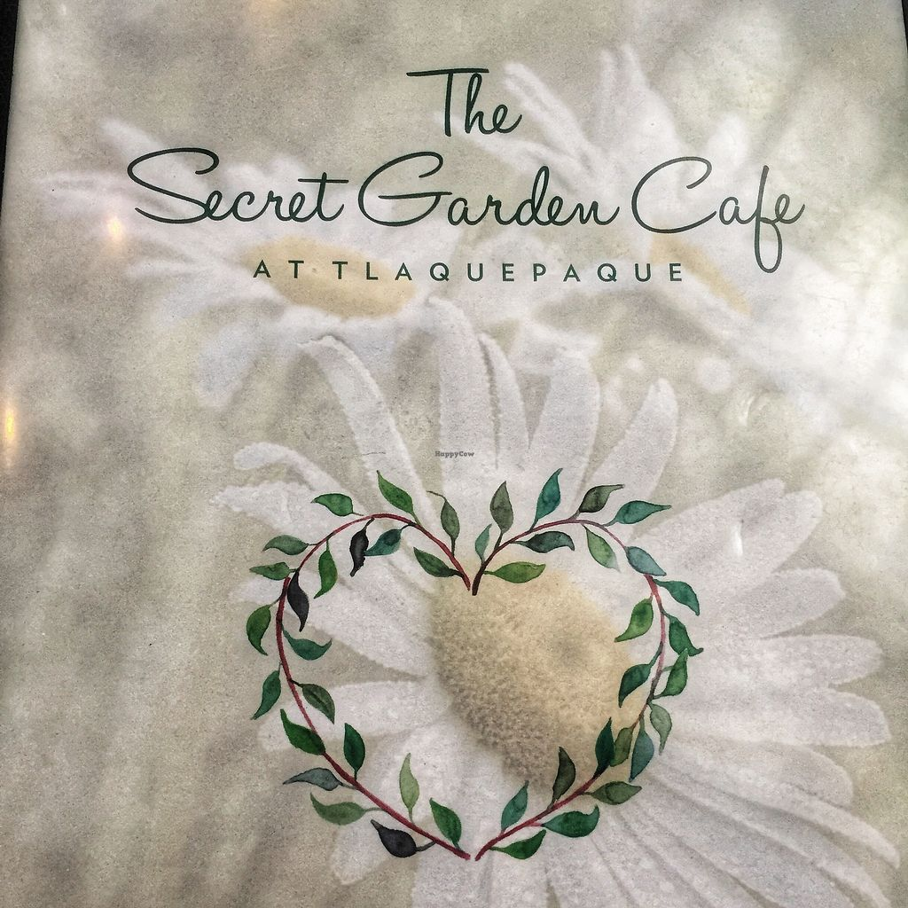 """Photo of Secret Garden Cafe  by <a href=""""/members/profile/plantbaseddfw"""">plantbaseddfw</a> <br/>Located in Tlaquepaque  <br/> April 1, 2018  - <a href='/contact/abuse/image/26898/379443'>Report</a>"""