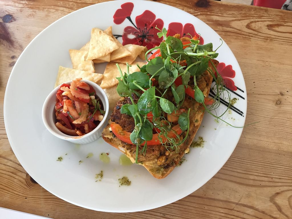 """Photo of The Beached Lamb Cafe  by <a href=""""/members/profile/Ashni"""">Ashni</a> <br/>Ciabatta <br/> July 9, 2017  - <a href='/contact/abuse/image/26982/278229'>Report</a>"""