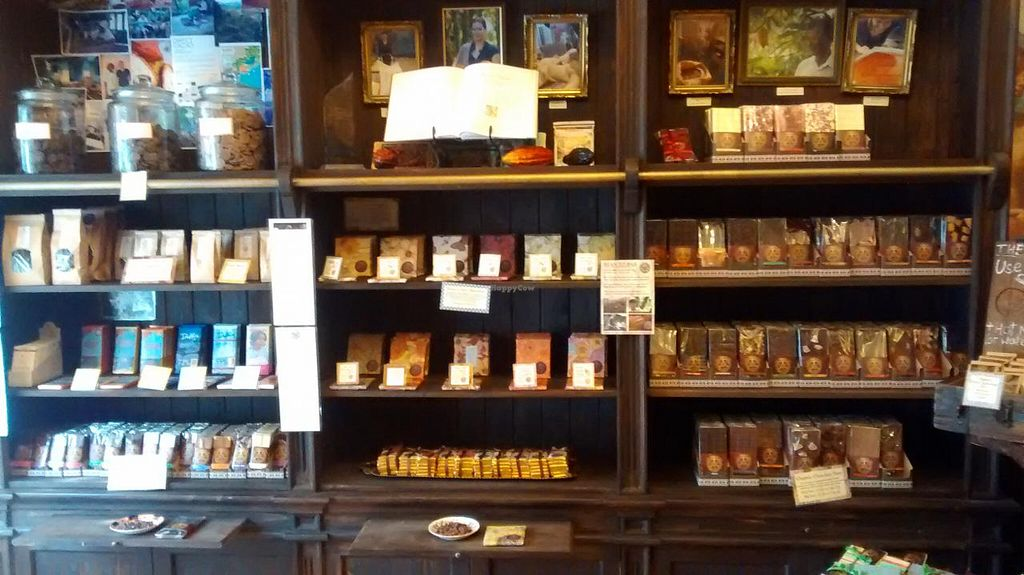 """Photo of The Chocolate Tree  by <a href=""""/members/profile/craigmc"""">craigmc</a> <br/>Row after row of chocolate <br/> March 13, 2014  - <a href='/contact/abuse/image/27002/65825'>Report</a>"""