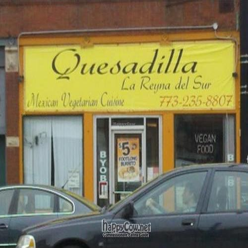 "Photo of Quesadilla La Reina Del Sur  by <a href=""/members/profile/SynthVegan"">SynthVegan</a> <br/> June 27, 2011  - <a href='/contact/abuse/image/27003/9437'>Report</a>"