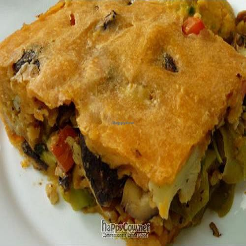 """Photo of Vegan Macrobiotics by Chef Alice  by <a href=""""/members/profile/alicety"""">alicety</a> <br/>Frozen Ready-to-Eat Vegetable Pie <br/> June 27, 2011  - <a href='/contact/abuse/image/27004/9446'>Report</a>"""