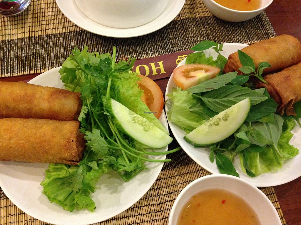 "Photo of Hoa Khai Vegetarian Restaurant  by <a href=""/members/profile/Stevie"">Stevie</a> <br/>1 <br/> September 25, 2015  - <a href='/contact/abuse/image/27015/119076'>Report</a>"