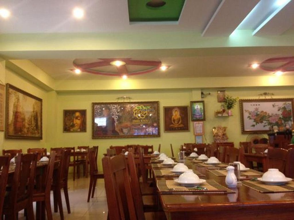 "Photo of Hoa Khai Vegetarian Restaurant  by <a href=""/members/profile/Kimxula"">Kimxula</a> <br/>nice atmosphere <br/> October 14, 2014  - <a href='/contact/abuse/image/27015/82906'>Report</a>"