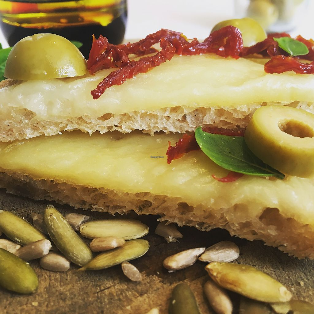 "Photo of Las 3 Puertas  by <a href=""/members/profile/SofiaReyes-Retana"">SofiaReyes-Retana</a> <br/>Vegan cheese <br/> December 14, 2017  - <a href='/contact/abuse/image/27023/335596'>Report</a>"