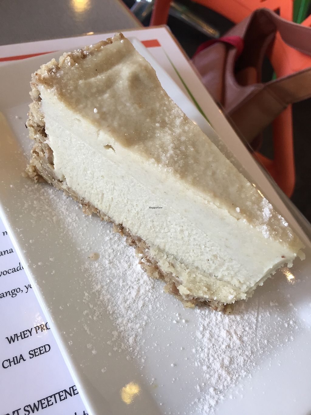 "Photo of Lotus Leaf Cafe  by <a href=""/members/profile/MaddyR"">MaddyR</a> <br/>vegan cheesecake ? <br/> July 11, 2017  - <a href='/contact/abuse/image/27044/279289'>Report</a>"