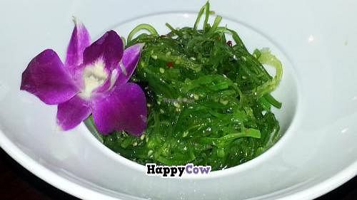 """Photo of Thai Samurai  by <a href=""""/members/profile/eric"""">eric</a> <br/>seaweed salad <br/> October 28, 2013  - <a href='/contact/abuse/image/27077/57473'>Report</a>"""