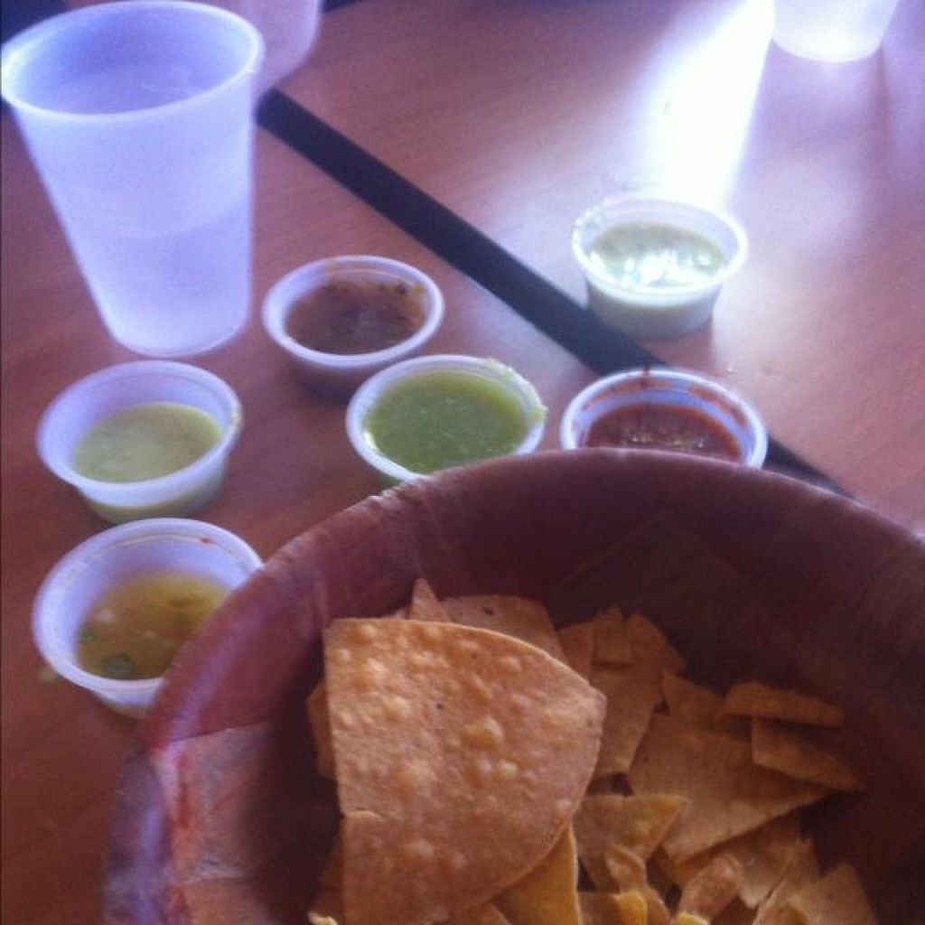 "Photo of Salsa's Taco Bar  by <a href=""/members/profile/robivore"">robivore</a> <br/>salsa <br/> July 24, 2014  - <a href='/contact/abuse/image/27094/74977'>Report</a>"