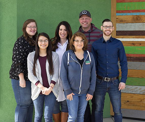 """Photo of Oregon Natural Market  by <a href=""""/members/profile/Alexandria106"""">Alexandria106</a> <br/>The dream team! These are the friendly faces you'll see at ONM!  <br/> March 21, 2018  - <a href='/contact/abuse/image/27105/374048'>Report</a>"""
