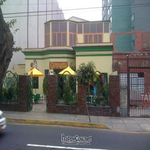 "Photo of CLOSED: Govinda's - Miraflores  by <a href=""/members/profile/LeifE"">LeifE</a> <br/>Govinda's Miraflores entrance from accross the street. (Schell) <br/> May 25, 2009  - <a href='/contact/abuse/image/2712/1972'>Report</a>"
