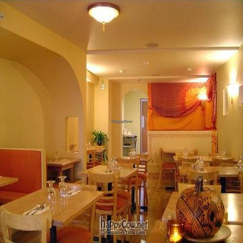 """Photo of CLOSED: Suruchi Indian  by <a href=""""/members/profile/markerb"""">markerb</a> <br/>The cozy interior <br/> June 20, 2011  - <a href='/contact/abuse/image/27140/9322'>Report</a>"""