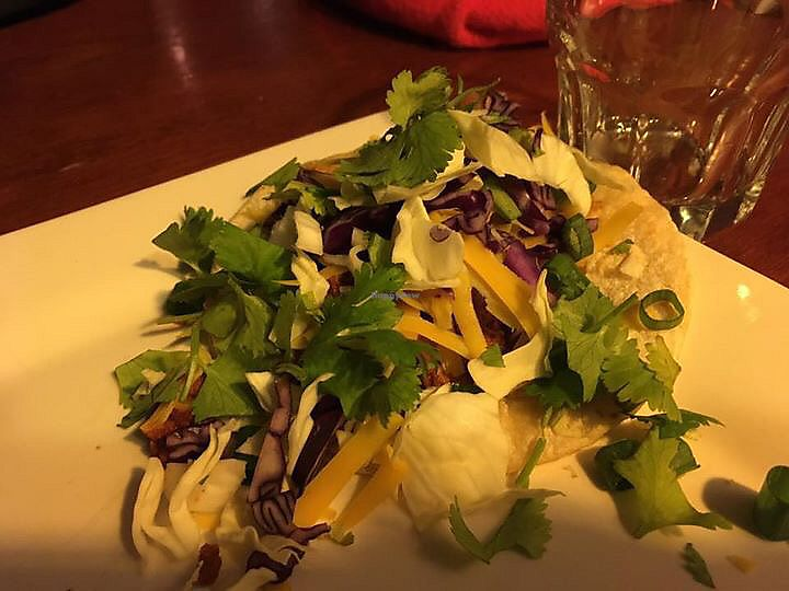 """Photo of The Hi-Fidelity Lounge  by <a href=""""/members/profile/robynjolson"""">robynjolson</a> <br/>Vegan Street Tacos! <br/> February 12, 2018  - <a href='/contact/abuse/image/27165/358211'>Report</a>"""