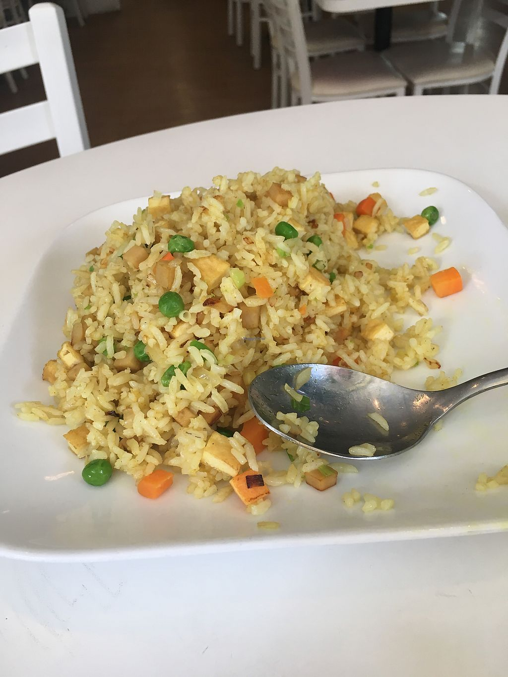 """Photo of Loving Hut  by <a href=""""/members/profile/haawlee"""">haawlee</a> <br/>Guru Fried Rice <br/> July 8, 2017  - <a href='/contact/abuse/image/27169/277714'>Report</a>"""