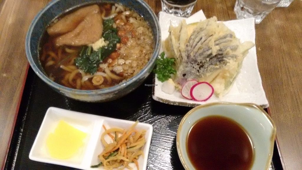 "Photo of Herbivore Japanese Vegetarian Restaurant  by <a href=""/members/profile/craigmc"">craigmc</a> <br/>Hot tem udon <br/> July 26, 2016  - <a href='/contact/abuse/image/27184/162413'>Report</a>"