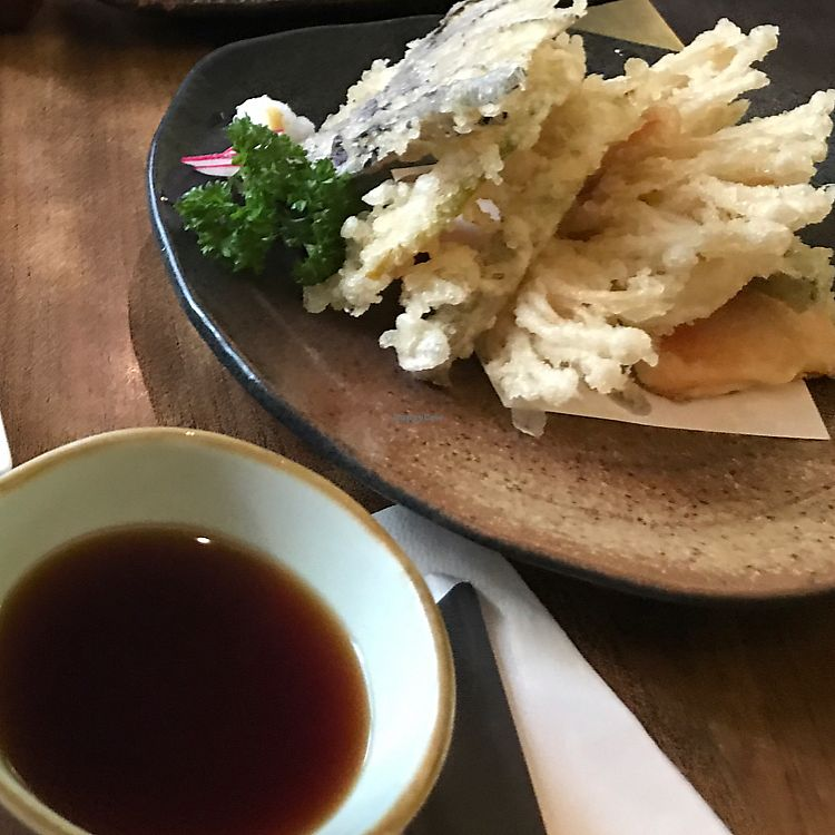 "Photo of Herbivore Japanese Vegetarian Restaurant  by <a href=""/members/profile/EmilijaKa"">EmilijaKa</a> <br/>veggie tempura  <br/> August 3, 2017  - <a href='/contact/abuse/image/27184/288235'>Report</a>"
