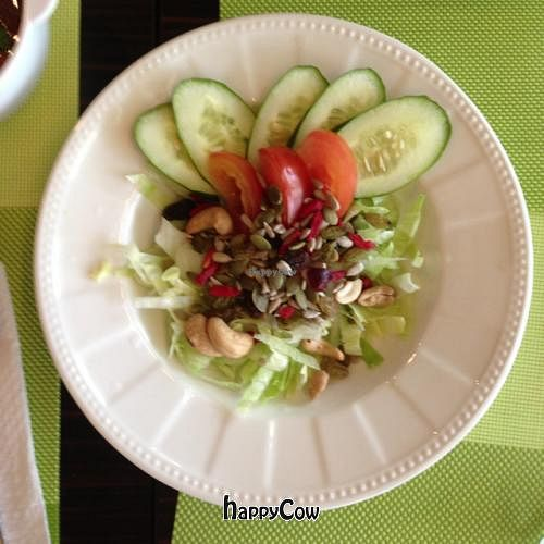 """Photo of Honzen Cafe  by <a href=""""/members/profile/a112"""">a112</a> <br/>salad small <br/> April 7, 2013  - <a href='/contact/abuse/image/27260/46647'>Report</a>"""