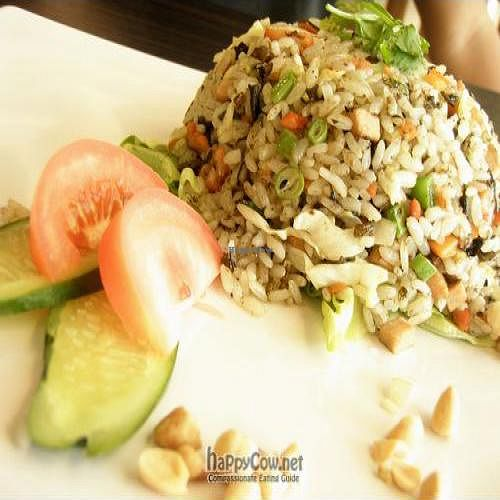 """Photo of Honzen Cafe  by <a href=""""/members/profile/Peace%20..."""">Peace ...</a> <br/>Olive Fried Rice  <br/> July 25, 2011  - <a href='/contact/abuse/image/27260/9810'>Report</a>"""