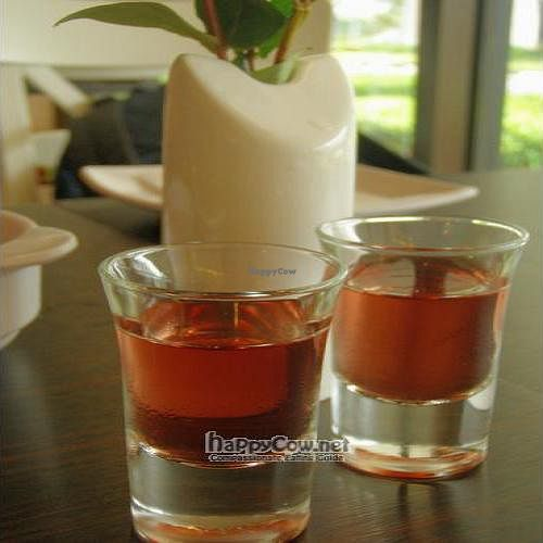 """Photo of Honzen Cafe  by <a href=""""/members/profile/Peace%20..."""">Peace ...</a> <br/>Enzyme Vinegar Drink <br/> July 25, 2011  - <a href='/contact/abuse/image/27260/9812'>Report</a>"""