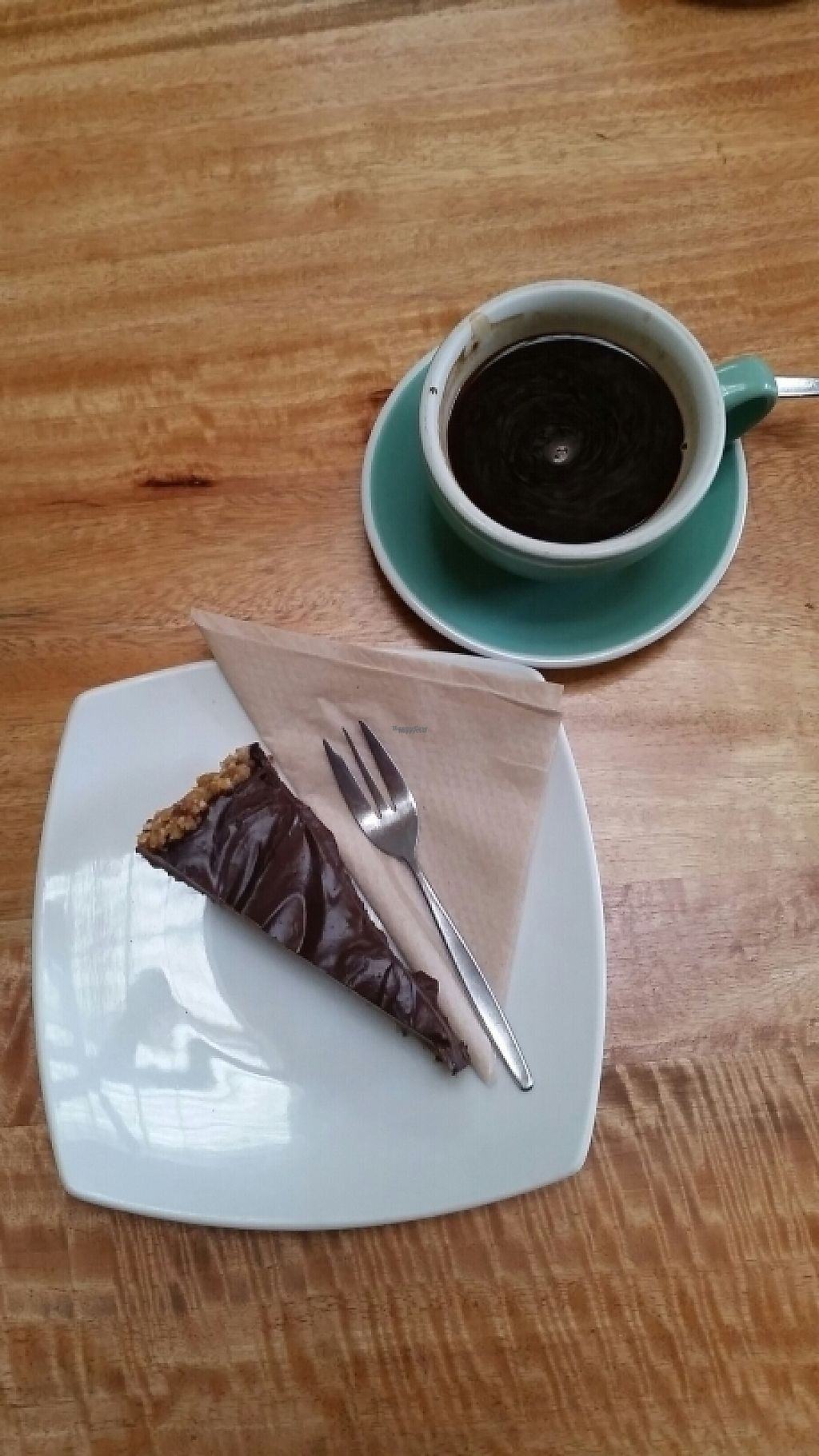 "Photo of Cornucopia Organics  by <a href=""/members/profile/AndyTheVWDude"">AndyTheVWDude</a> <br/>Vegan Chocolate & Avo Tart ~Taste Cafe <br/> March 23, 2017  - <a href='/contact/abuse/image/27264/239993'>Report</a>"