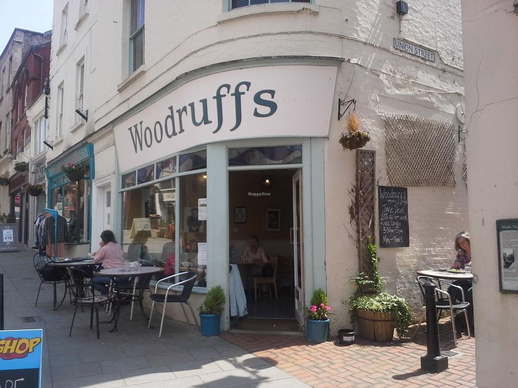 "Photo of Woodruffs Organic Cafe  by <a href=""/members/profile/Sillygirl"">Sillygirl</a> <br/>Woodruffs Organic Café <br/> June 22, 2015  - <a href='/contact/abuse/image/27276/106864'>Report</a>"