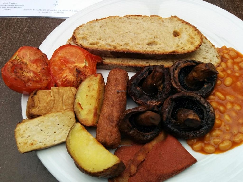 """Photo of CLOSED: Anusia Cafe  by <a href=""""/members/profile/CLRtraveller"""">CLRtraveller</a> <br/>vegan full English breakfast <br/> May 22, 2015  - <a href='/contact/abuse/image/27283/103039'>Report</a>"""