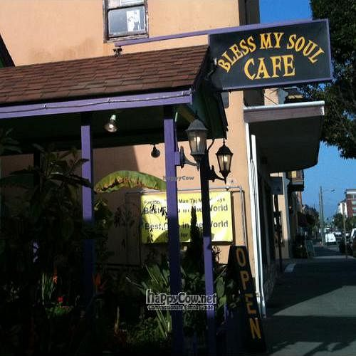 """Photo of Bless My Soul Cafe  by <a href=""""/members/profile/Ape%20Wonder"""">Ape Wonder</a> <br/>Bless My Soul Cafe <br/> September 10, 2011  - <a href='/contact/abuse/image/27292/10553'>Report</a>"""