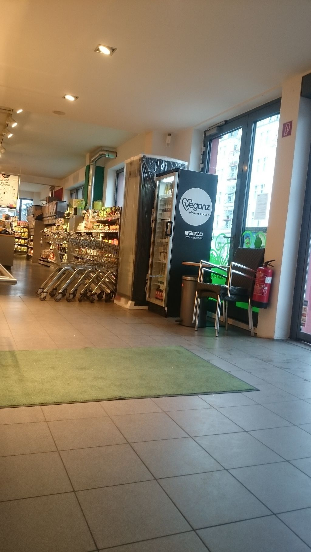 """Photo of Veganz - Schivelbeiner Strasse  by <a href=""""/members/profile/chb-pbfp"""">chb-pbfp</a> <br/>Inside <br/> April 4, 2018  - <a href='/contact/abuse/image/27300/380705'>Report</a>"""